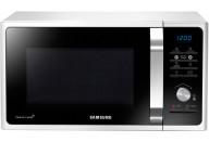 Купить - микроволновую печь  Samsung MG23F301TCW/BW