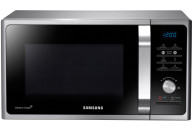 Купить - микроволновую печь  Samsung MS23F302TAS/BW