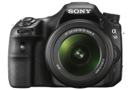 Купить - фотоаппарат  Sony AlphaA58 К Kit 18-55 Black