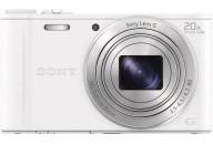 Купить - фотоаппарат  Sony CyberShot DSC-WX350 White (уценка)