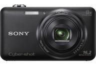 Купить - фотоаппарат  Sony CyberShot DSC-WX80 Black