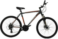 "Купить - велосипед  Titan 26""Raptor 21""gray/orange/white"