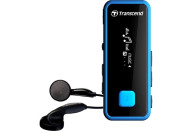 Купить - MP3 / MP4-плеер  Transcend T. Sonic 350 8GB Синий (TS8GMP350B)