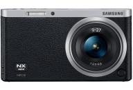 Купить - фотоаппарат  Samsung NX Mini 9-27mm Kit Black