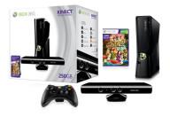 Купить - игровую консоль  Xbox 360 S 250Gb+Kinect + Adventure Holiday Value