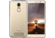 Купить - чехол для телефона  Utty Electroplating TPU Xiaomi Redmi Note 3 Silver