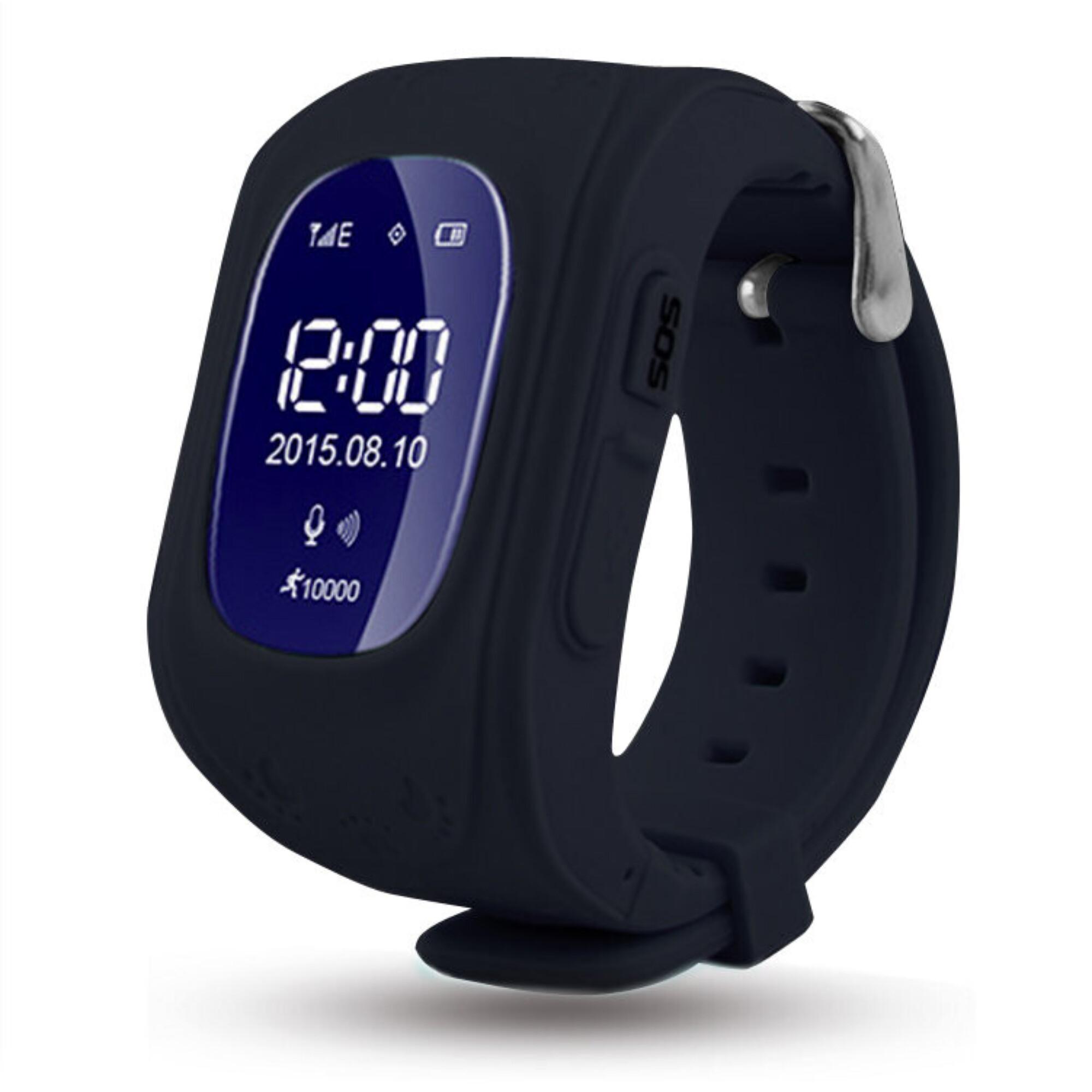 ▷ Смарт-годинник Детские часы-телефон с GPS WONLEX Q50 Black - купити в ⁕  ALLO.UA ⁕ ціна c422f44c91187