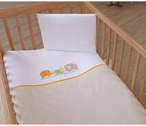 ▷ Комплект постільної білизни Набір для дитячого ліжечка Funnababy Набір  Little Family d7a5016edfb43