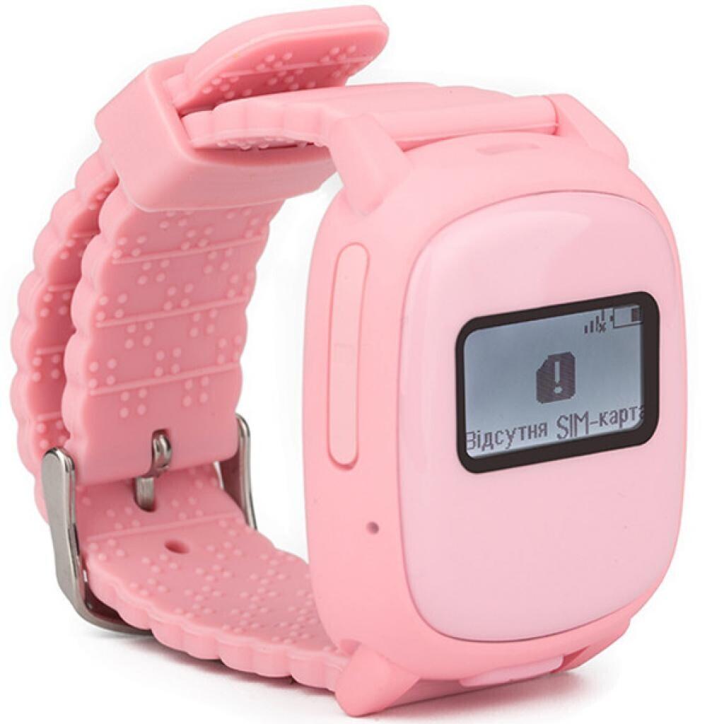 ▷ Смарт-годинник дитячі з GPS Nomi Watch W1 Pink - купити в ⁕ ALLO ... e153ec88e705a