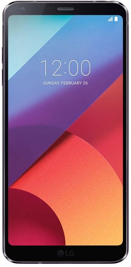 LG G6 H873 32GB Black купити в ⁕ ALLO UA ⁕ ціна, відгуки