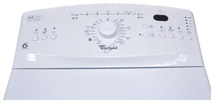 Ремонт стиральной машины whirlpool с вертикальной загрузкой