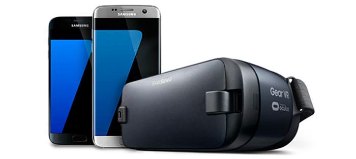 Гарнитура виртуальной реальности для флагманов от Samsung выполнена в  традиционной форме своеобразных очков. Корпус сделан из ударопрочного  пластика e1897f4206e98