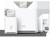 Адаптеры для Apple