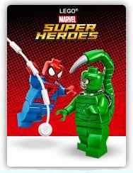 LEGO Super Heroes Marvel