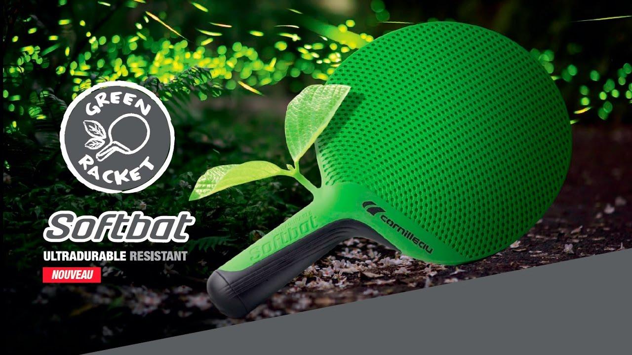 Ракетка для настольного тенниса Cornilleau Softbatt Green (454706) - купить  в Киеве ☛ цены на Allo.ua  3884c4d635aab
