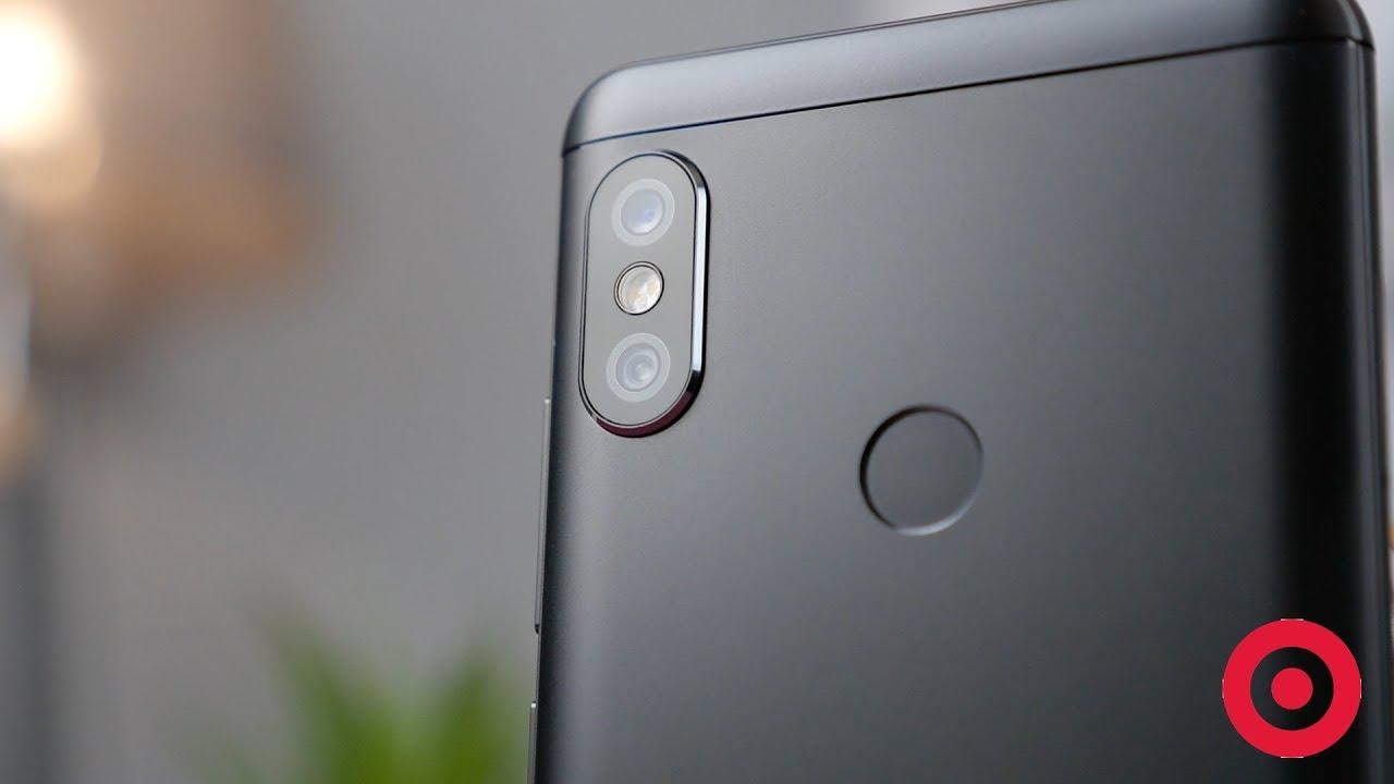 Xiaomi Redmi Note 5 4 64gb Black